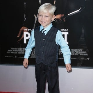 Grant Holmquist in Los Angeles Premiere of The Hangover Part III
