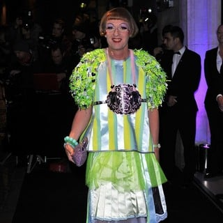 Grayson Perry in London Evening Standard Theatre Awards - Arrivals