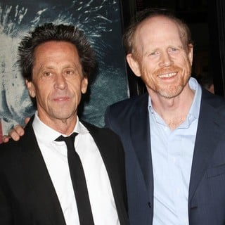 Brian Grazer, Ron Howard in AFI Fest 2011 Opening Night Gala World Premiere of J. Edgar