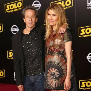 Brian Grazer, Veronica Smiley in Premiere of Disney Pictures and Lucasfilm's Solo: A Star Wars Story - Arrivals