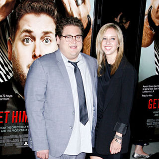 "Jonah Hill in Los Angeles Premiere of ""Get Him to the Greek"""