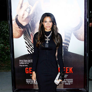 "Kali Hawk in Los Angeles Premiere of ""Get Him to the Greek"""
