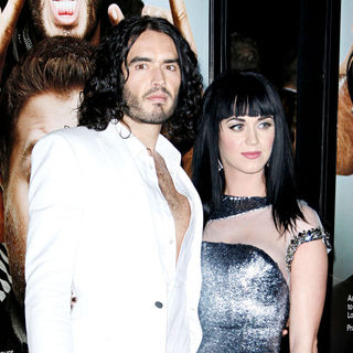 "Russell Brand, Katy Perry in Los Angeles Premiere of ""Get Him to the Greek"""