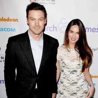 Brian Austin Green, Megan Fox in March of Dimes Celebration of Babies Luncheon - Arrivals
