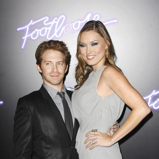Seth Green, Clare Grant in Los Angeles Premiere of Footloose