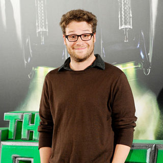 Seth Rogen in 'The Green Hornet' Photocall