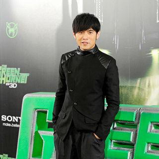 Jay Chou in 'The Green Hornet' Photocall - green_hornet_14_wenn3124403