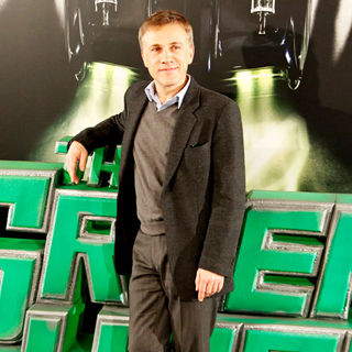 Christoph Waltz in 'The Green Hornet' Photocall