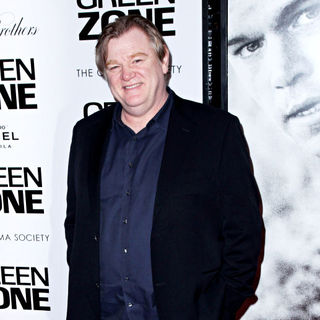 Brendan Gleeson in New York Premiere 'Green Zone'