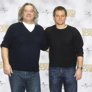 Matt Damon - Green Zone Photocall