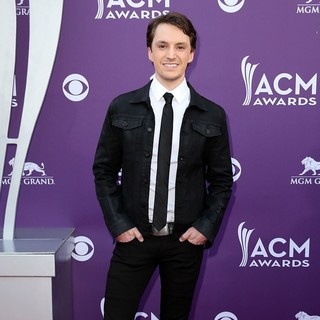 Greg Bates in 48th Annual ACM Awards - Arrivals
