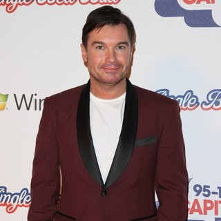 Greg Burns in 2011 Capital FM's Jingle Bell Ball - Day 1