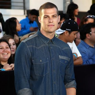 Greg Finley in Premiere of Summit Entertainment's Divergent - Red Carpet Arrivals