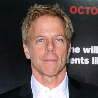 Greg Germann in Here Comes the Boom New York Premiere