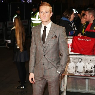 Greg Rutherford in The World Premiere of The Class of 92 - Arrivals