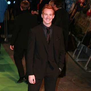 Greg Rutherford in The Hobbit: An Unexpected Journey - UK Premiere - Arrivals