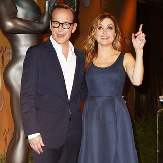 Clark Gregg, Sasha Alexander in 20th Annual Screen Actors Guild Awards Nominations Announcement