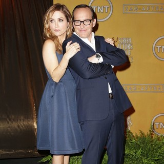 Sasha Alexander, Clark Gregg in 20th Annual Screen Actors Guild Awards Nominations Announcement