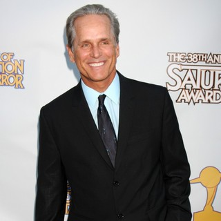 Gregory Harrison in The 2012 Saturn Awards