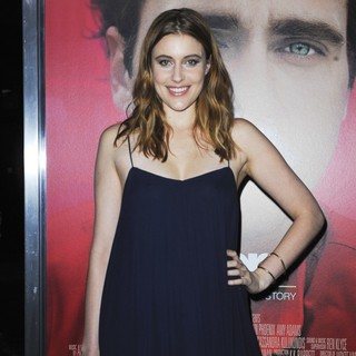 Premiere of Warner Bros. Pictures' Her - Red Carpet - greta-gerwig-premiere-her-03