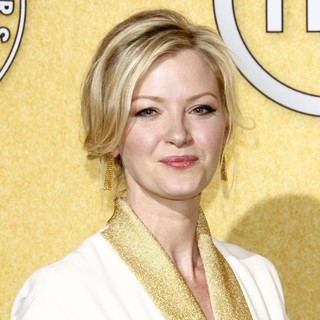 Gretchen Mol in The 18th Annual Screen Actors Guild Awards - Press Room