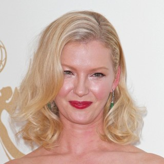 Gretchen Mol in The 63rd Primetime Emmy Awards - Arrivals