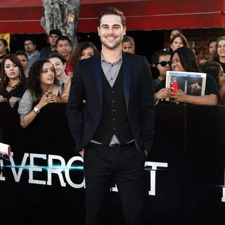 Grey Damon in Premiere of Summit Entertainment's Divergent - Red Carpet Arrivals