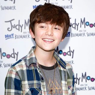 Greyson Chance in Premiere of Relativity Media's Judy Moody and the Not Bummer Summer