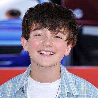 Greyson Chance in The Los Angeles Premiere of Cars 2 - Arrivals