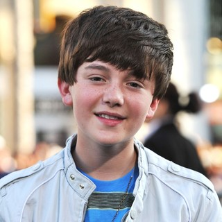 Greyson Chance in Los Angeles Premiere of Warner Bros. Pictures Green Lantern