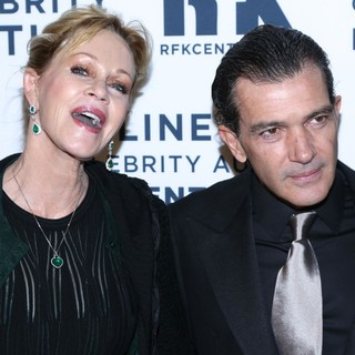 Antonio Banderas in The Robert F. Kennedy Center for Justice and Human Rights Presents 2012 Ripple of Hope Awards Dinner - griffith-banderas-2012-ripple-of-hope-awards-dinner-01