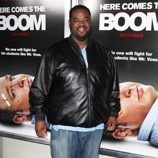 Grizz Chapman in Here Comes the Boom New York Premiere