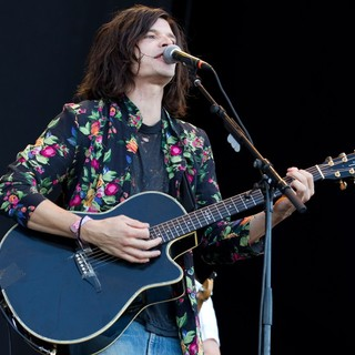 Grouplove in Festival Optimus Alive in Alges - Day 1