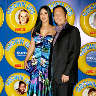 Rob Schneider in New York Premiere of 'Grown Ups' - Arrivals
