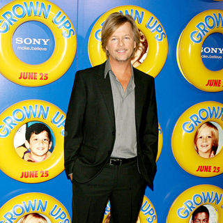 David Spade in New York Premiere of 'Grown Ups' - Arrivals