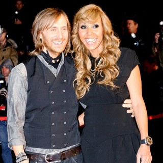 David Guetta, Cathy Guetta in NRJ Music Awards 2012 - Arrivals