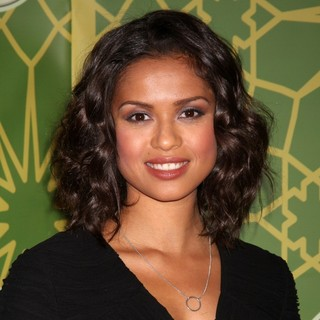 Gugu Mbatha-Raw in Fox 2012 All Star Winter Party - Arrivals - gugu-mbatha-raw-fox-2012-all-star-winter-party-01
