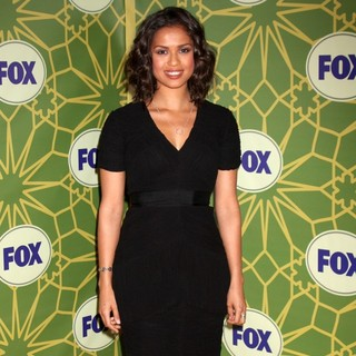 Gugu Mbatha-Raw in Fox 2012 All Star Winter Party - Arrivals