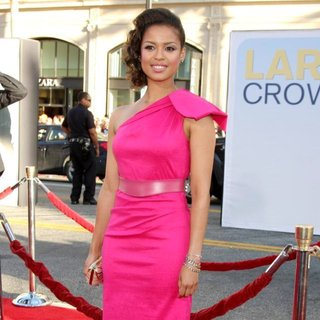 Gugu Mbatha-Raw in Larry Crowne Los Angeles Premiere
