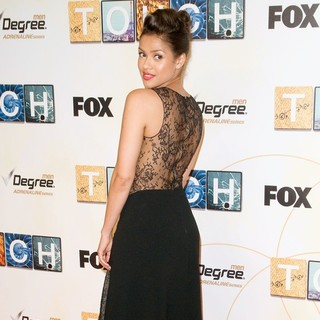 Gugu Mbatha-Raw in World Premiere of Touch - Red Carpet