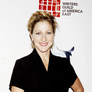 Edie Falco in The 62nd Annual Writers Guild Awards