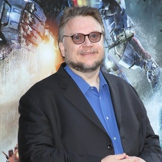 Guillermo del Toro in Los Angeles Premiere of Pacific Rim