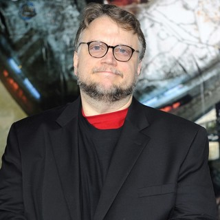 Guillermo del Toro in European Premiere of Pacific Rim - Arrivals
