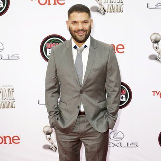 Guillermo Diaz in 45th NAACP Image Awards - Arrivals