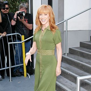 Kathy Griffin in Celebrities Raise Money for 'Larry King Live: Disaster in the Gulf' Telethon