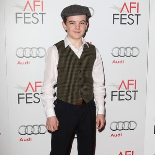Gulliver McGrath in 2012 AFI Fest - Lincoln Premiere - Arrivals