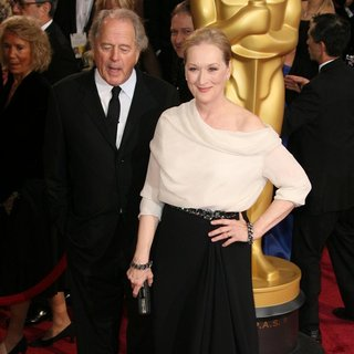 Don Gummer, Meryl Streep in The 86th Annual Oscars - Red Carpet Arrivals