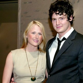 Mamie Gummer, Benjamin Walker in The Opening Night of The Broadway Play Desire Under The Elms