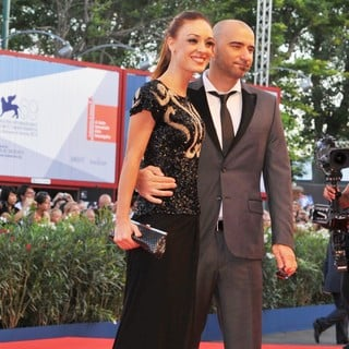 Martina Gusman, Pablo Trapero in The 69th Venice Film Festival - The Reluctant Fundamentalist - Premiere - Red Carpet