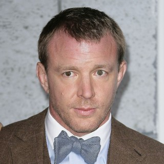 Guy Ritchie in Los Angeles Premiere of Sherlock Holmes: A Game of Shadows